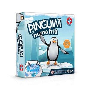 Jogo Pinguim Numa Fria Quebra Gelo Estrela