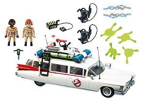 Playmobil Caça Fantasmas Veículo Mini Figuras Ghostbusters ECTO