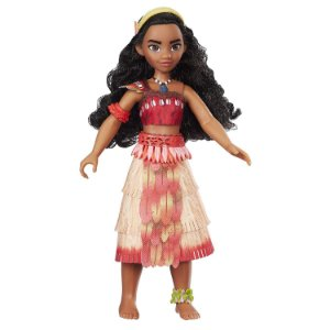 Boneca Moana Musical Articulada Princesa Disney Original Hasbro