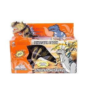 Dinossauro Anda Interativo com Som Luz E Movimento Olhos