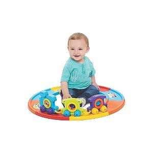 BabyTrain Express 8 trilhos
