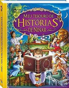 Livro Coleção Meu Tesouro De Histórias De Ninar