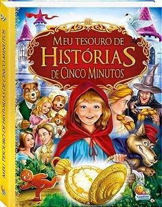 Meu Tesouro de Histórias de Cinco Minutos Histórias Rápidas