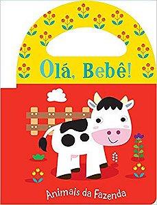 Livro de Banho Bebê Infantil Faz Barulho