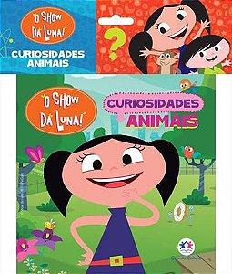 Livro de Banho Show da Luna Bebê Infantil Faz Barulho