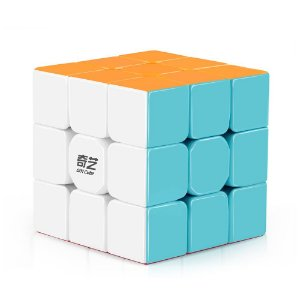 Cubo Mágico Warrior Profissional Speed Cubo Controle Tensão