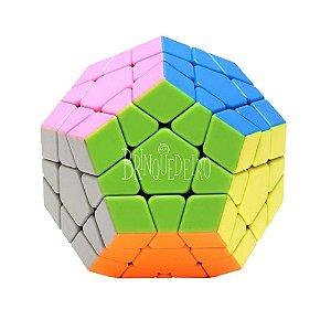 Cubo Mágico Semiprofissional Megaminx 6x6 Stickerless