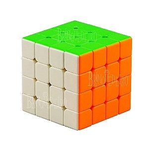 Cubo Mágico 4x4x4 Clássico Stickerless