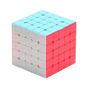 Cubo Mágico 5x5x5 Stikerless