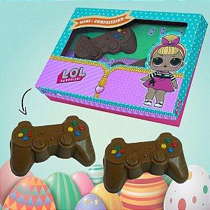 Controle De Chocolate Recheado Trufado Lol