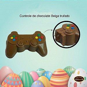 Controle De Chocolate Recheado Trufado Unitario