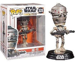 Pop Star Wars The Mandalorian Ig-11 (328)