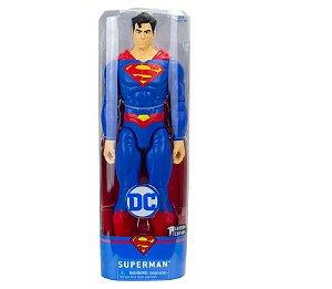 Boneco Superman Novo Modelo Liga da Justiça DC Comics Sunny 2193