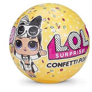 Boneca LOL Surprise Confetti Pop Serie 3 Original