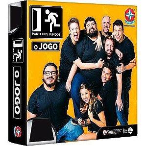 Jogo Porta Dos Fundos Estrela 0106