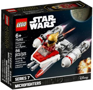 Lego Star Wars Resistance Y-wing Microfighter 75263
