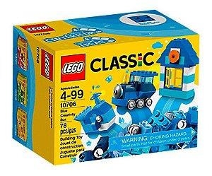 Lego Classic 10706 - 78 Peças
