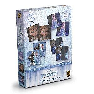 Jogo de Memória Disney Frozen - Grow