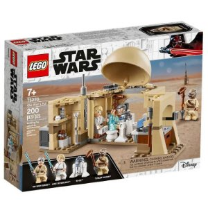 Lego Star Wars Obi-Wan's Hut 75270