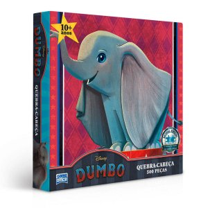 Quebra-Cabeça Edição Especial Dumbo 500 Peças - Game Office