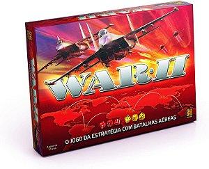 Jogo de Tabuleiro War 2 - Grow