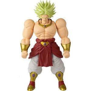 Boneco Super Saiyan Broly 33cm Dragon Ball