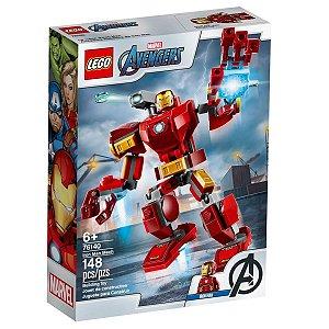 Armadura do Homem de Ferro 76140 - Lego