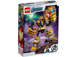 Armadura do Thanos 76141 - Lego