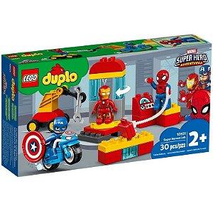 Laboratório dos Super-heróis 10921 - Lego Marvel Duplo