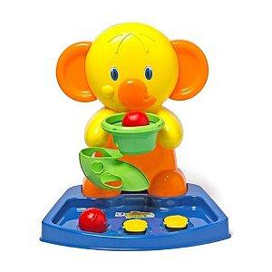 Basquete Elefantinho Atividades Play Time - Cótiplas