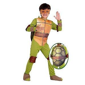 Fantasia Tartarugas Ninjas Michelangelo - Sulamericana