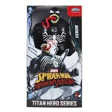 Figura Marvel Titan Hero Maximum Venom Hasbro