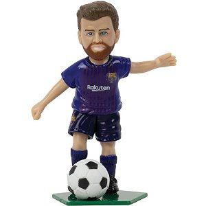 Boneco Articulado Colecionável Pique - Barcelona - Maccabi