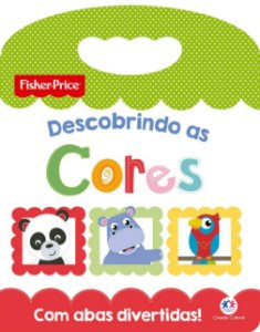 Livro Fisher-Price Descobrindo as Cores