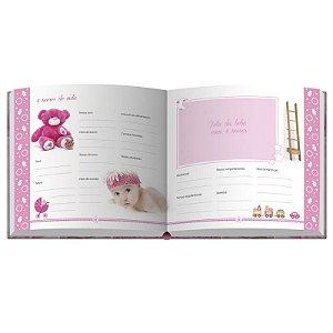 Album do Bebê Rosa Vale das Letras