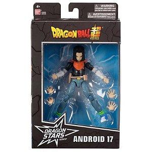 Boneco Dragon Ball Super - Android 17 - Bandai