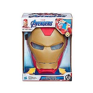 Máscara com Viseira Móvel Iron-man Homem de Ferro - Hasbro