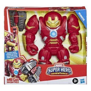 Marvel Heroes Adventures Mega Mighties Hulkbuster - Hasbro
