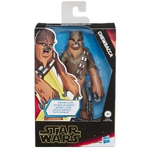Boneco Star Wars Mini Chewbacca - Hasbro