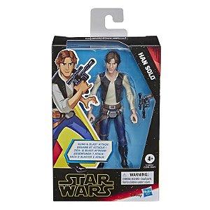 Boneco Star Wars Mini Han Solo - Hasbro
