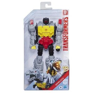 Boneco Transformers Titan Changers Grimlock - Hasbro E7422