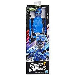 Boneco Power Rangers Azul Beast-X Ranger - Hasbro