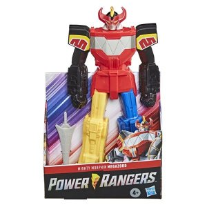 Boneco Power Rangers 30 cm Mighty Morphin Megazord - Hasbro