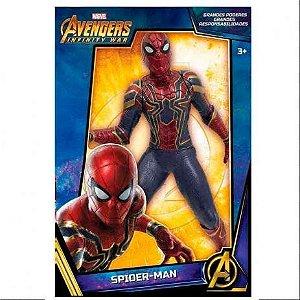 Boneco Homem Aranha Spider Man Iron 50cm Mimo