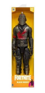 Boneco Fortnite Black Knight 30 Cm Skins Série Vitória