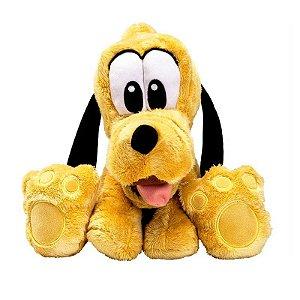Bichinho de Pelúcia Pluto Macio Disney - Fun