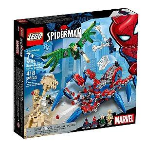 Lego Homem Aranha - A Aranha Robô do Homem Aranha 4 Marvel
