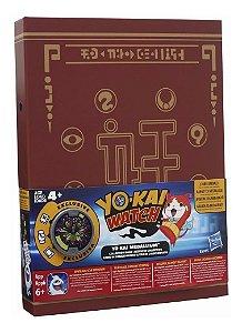 Livro Colecionador Anime Yo-Kai Watch - Hasbro