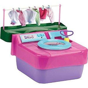 Brinquedo Máquina de lavar - Lava Lava Homeplay