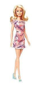 Boneca Barbie Loira da Moda 30cm - Mattel